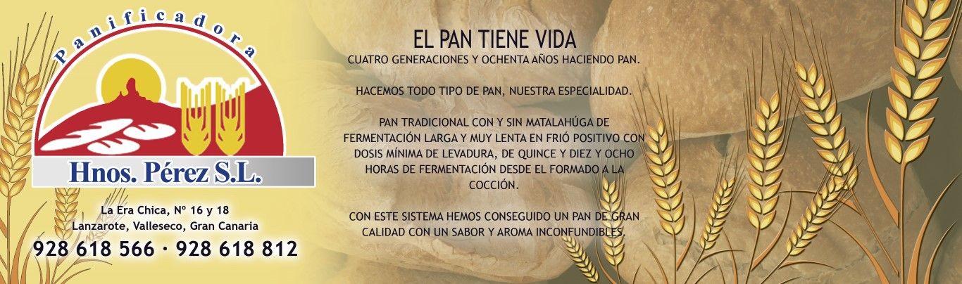 PANIFICADORA HERMANOS PÉREZ, S.L.