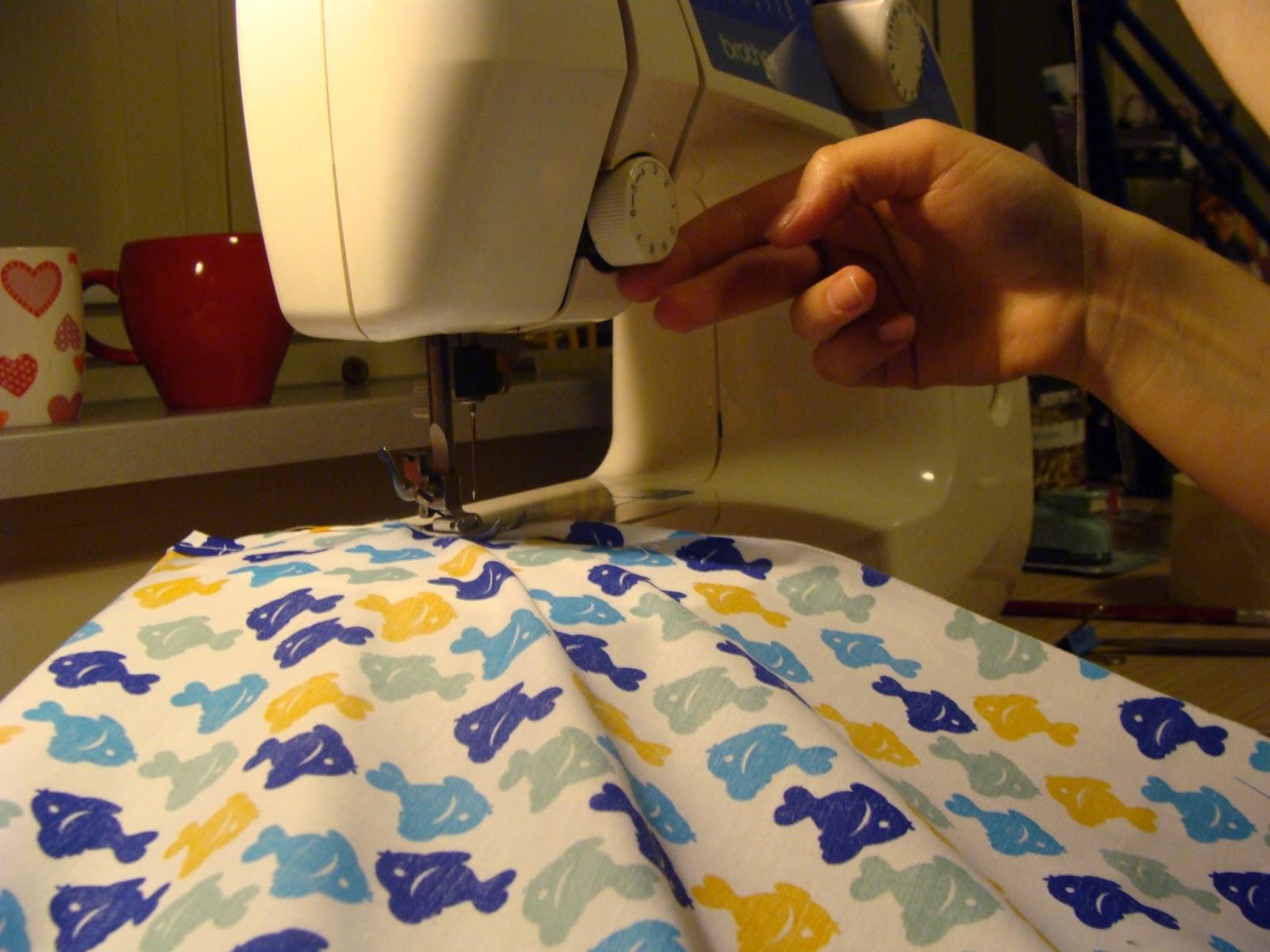 Можно ли сшить одежду без иголки? 12
