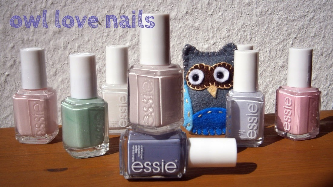 owl love nails