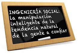 Ingenieria social                 (seguridad informatica)