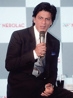 Shahrukh Khan at the Nerolac paint the change initiative