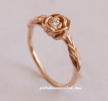 model cincin solitaire