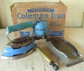Coleman w/original box