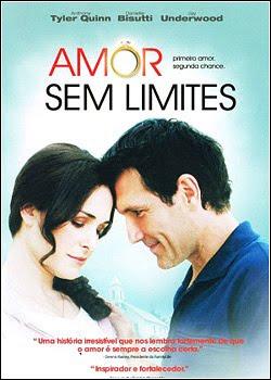Filme Poster Amor Sem Limites DVDRip XviD Dual Áudio & RMVB Dublado