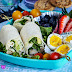 Lunch Box: Ranch dressing Rotisserie chicken with Avocado Wraps