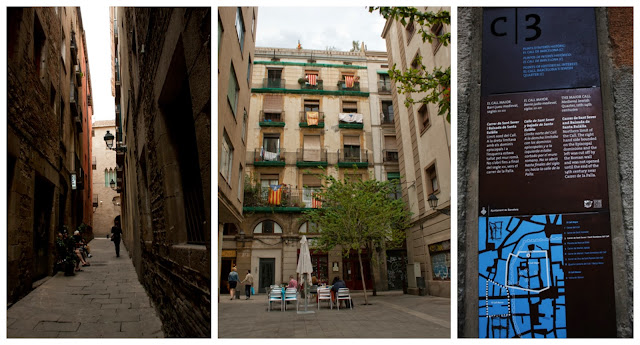 dzielnica żydowska barcelona