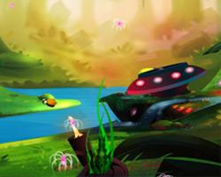 Juegos de Escape Fantasy World Fairy Escape Solucion