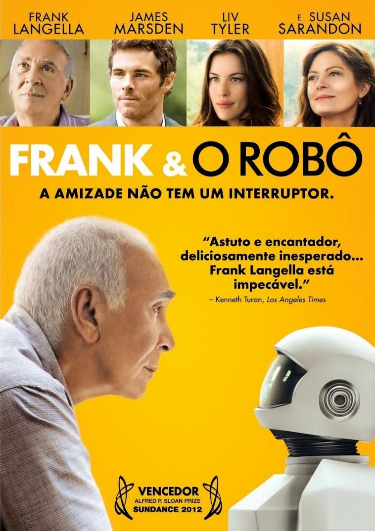 Frank e o Robô – Dublado (2012)
