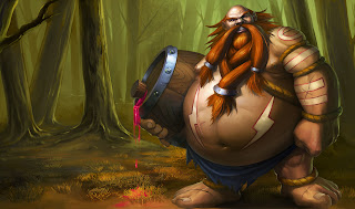 Chinese Classic Gragas Skin