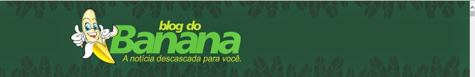 BLOG DO BANANA
