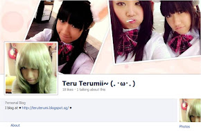 Follow me on Facebook :3