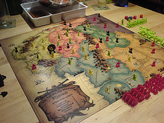 Investment Lessons From A Boardgame - or what I learned from playing Risk: Take risks, but balance it with the right amount of caution and focus on one thing at a time.