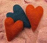 Neulottu sydän