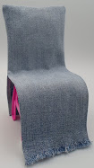 DIY Barbie Blog: slipcover for $1 chair