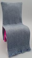 DIY Barbie Blog: slipcover for $1 chair
