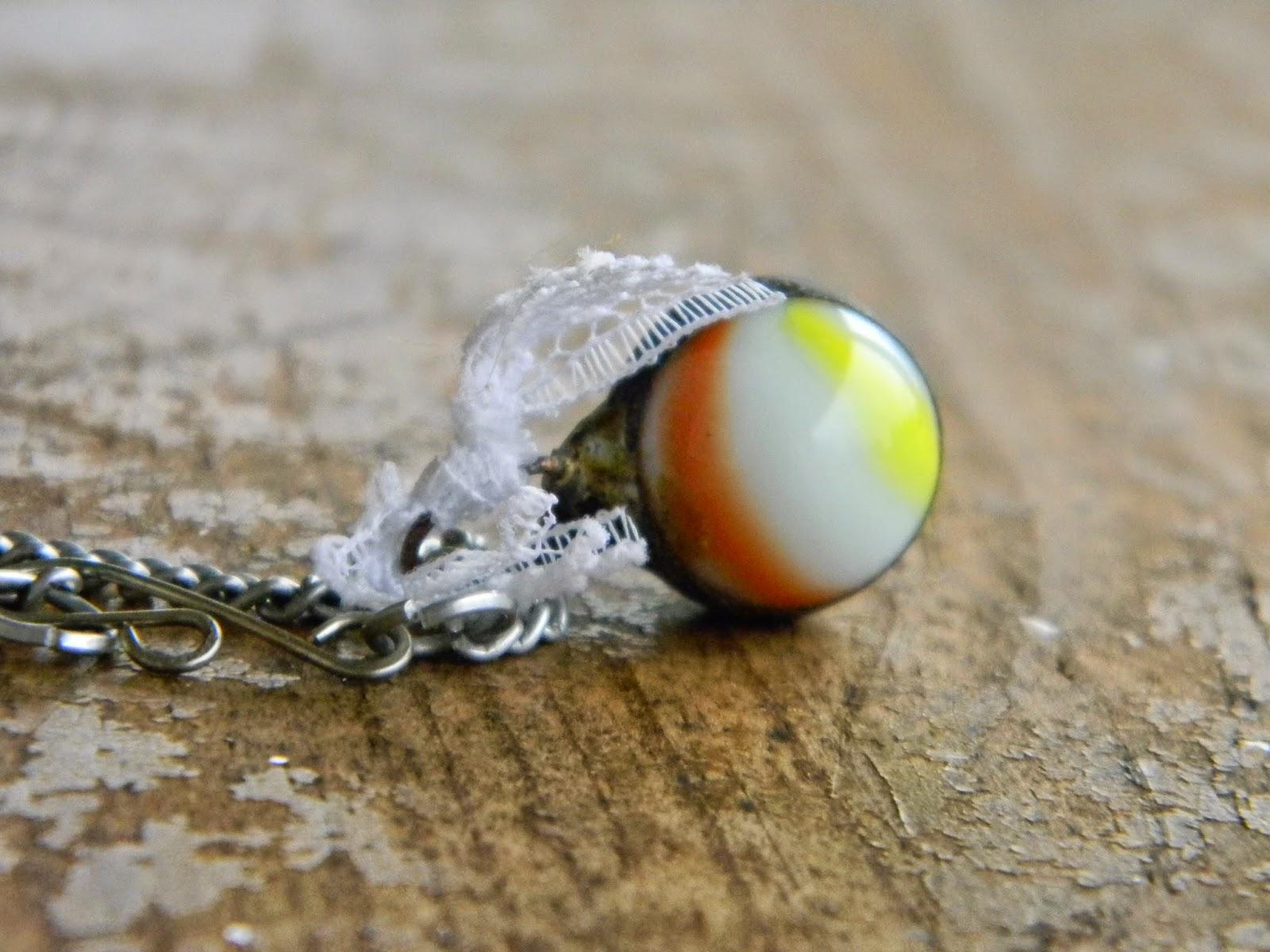 how to turn sea glass into jewelry