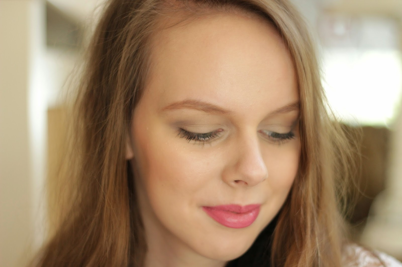 face of the day taupe pink
