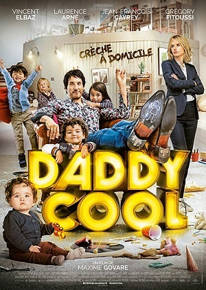 Daddy Cool: Ex em Domicílio Filmes Torrent Download capa