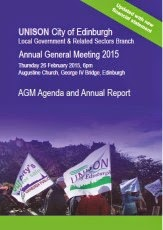 Recall AGM 12 March