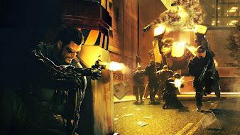 #5 Deus Ex Wallpaper