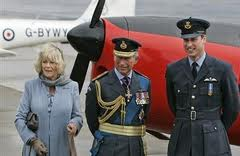 Prince William Wedding News: Camilla (Step Mother of Prince William ) Sports Royal Tattoo