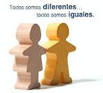 TODOS SOMOS DIFERENTES PERO IGUALES