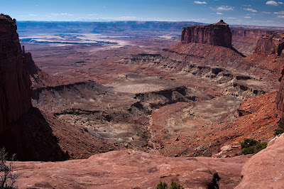 Canyonlands National Park: Holeman Spring Canyon Overlook