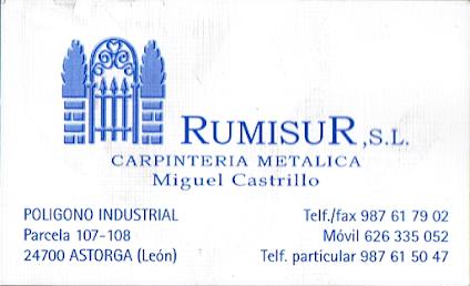 RUMISUR