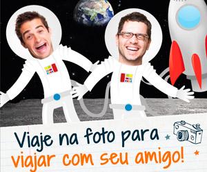 """Concurso Cultural  """"Peixe Urbano – Dia do Amigo/Viagem para Orlando"""""""