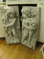 *SOLD* The Cherub Twins