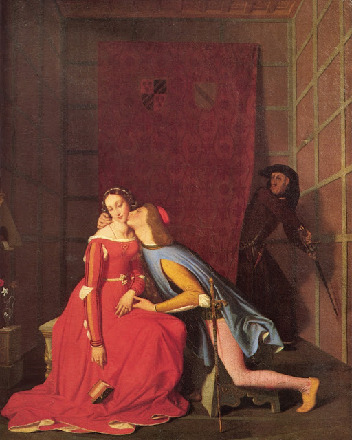 Jean Auguste Dominique Ingres,Ingres,historical painting