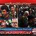 عمران خان کی آرمی پبلک اسکول پشاور آمد کے موقع پر شہدا کے لواحقین مشتعل ہوگئے۔