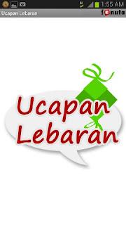 Gambar Tampilan App Ucapan Lebaran Android
