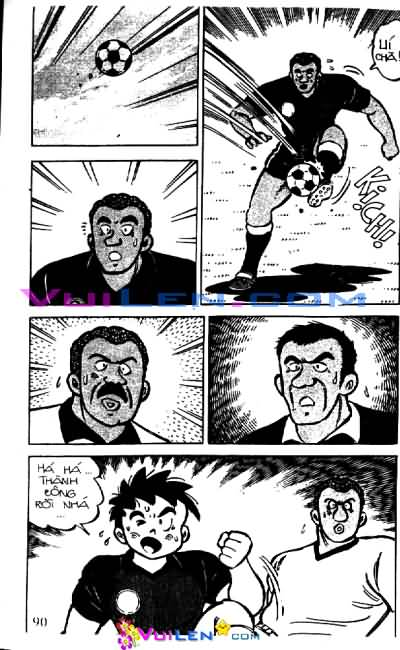 Jindodinho - Đường Dẫn Đến Khung Thành III Tập 27 page 90 Congtruyen24h