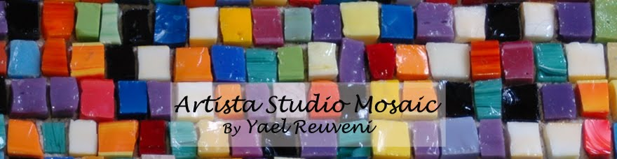 Artista studio mosaic