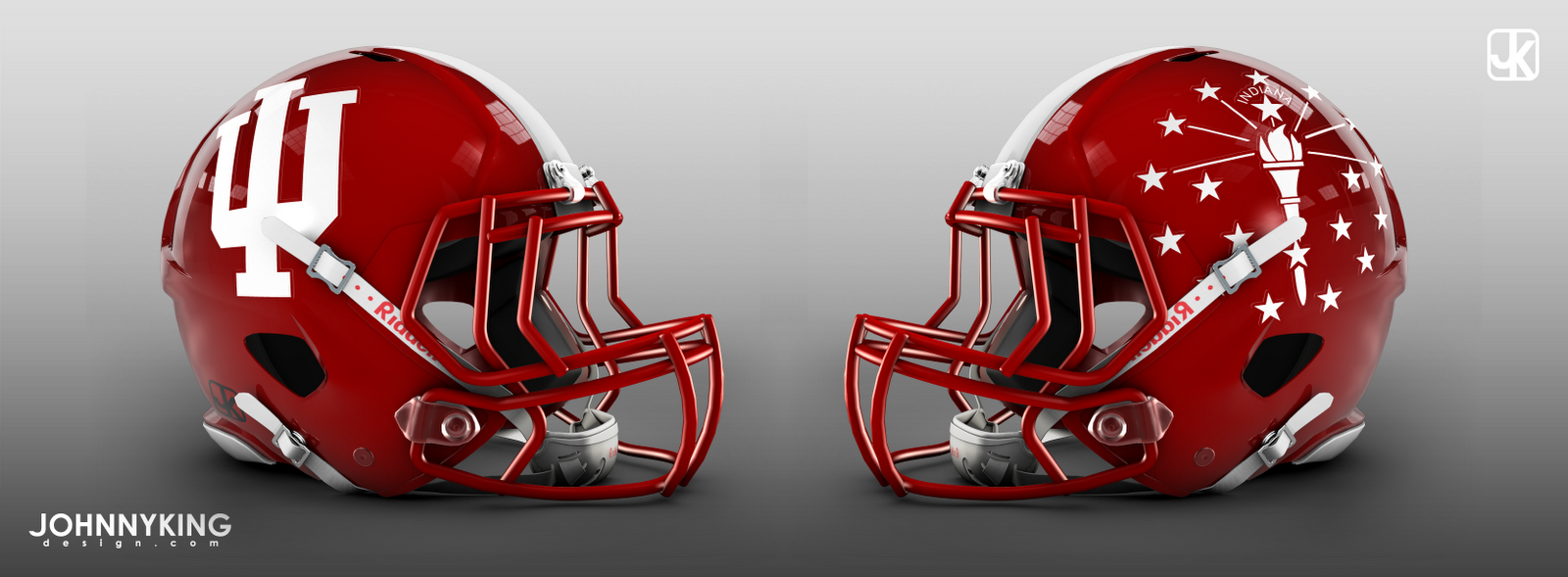 Johnny King Design: My Concept Indiana University Football ...