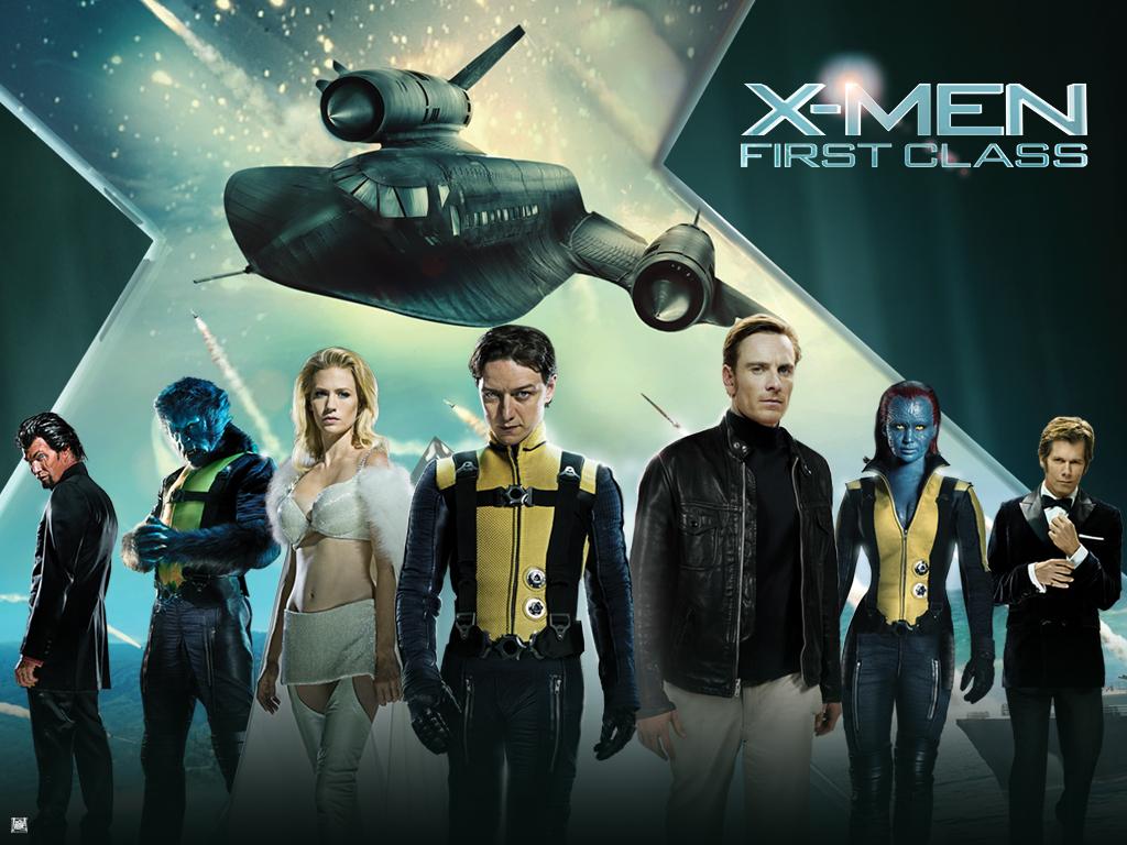 I personaggi di x-men l