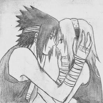 #4 Sasuke Manga Drawing