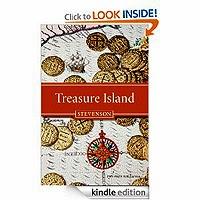 treasure island book cover