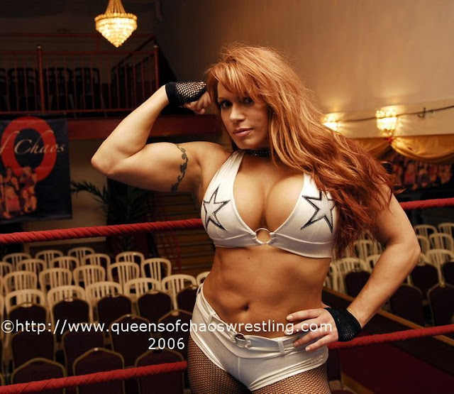 April Hunter, luchadora, luchadoras, wrestler, wrestling, lucha libre, womens wrestling, female wrestling