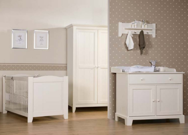 Dormitorios de beb color beige dormitorios colores y for Babyzimmer einrichtungsideen