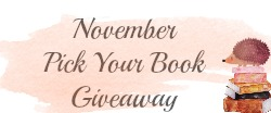 November Giveaway!
