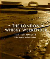 London Whisky Weekender