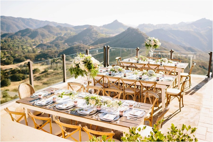 malibu rocky oaks estate vineyards wedding southern