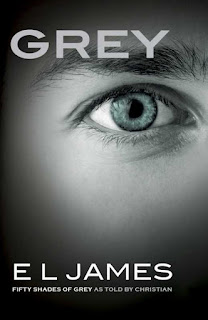 E.L. James - Grey - part four of the Fifty Shades of Grey series