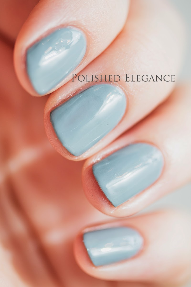 OPI - Cement The Deal - Fifty Shades Of Grey collection swatches review