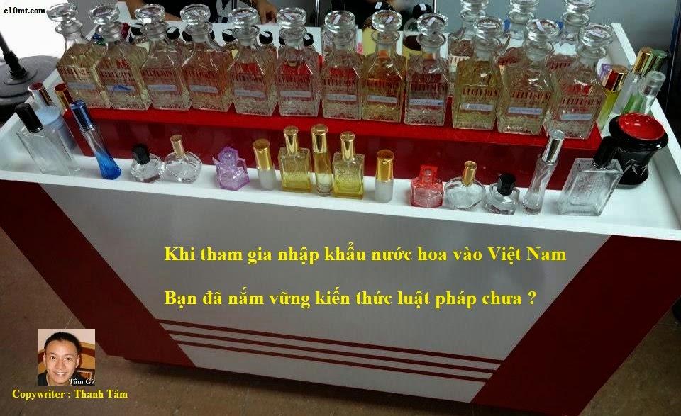 thong tin ve thue va nhap khau nuoc hoa chinh hang
