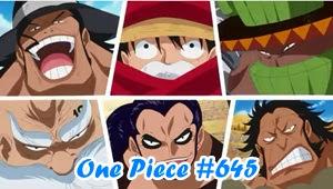 One Piece Episode 645 Subtitle Indonesia