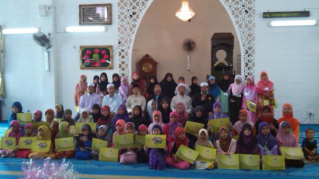 Kem Tahfiz Dan Pemantapan Fardhu Ain 2013