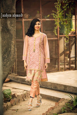 Zahra Ahmad Fancy Designer Dresses